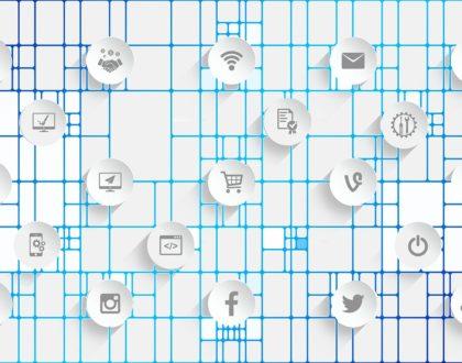 social media icon idweb