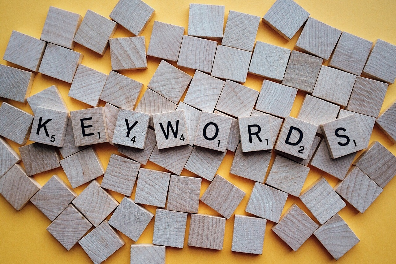 keywords social media idweb
